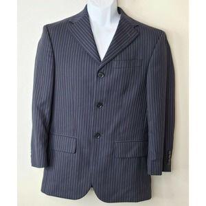 Wool Oscar De La Renta Sports Jacket 36S